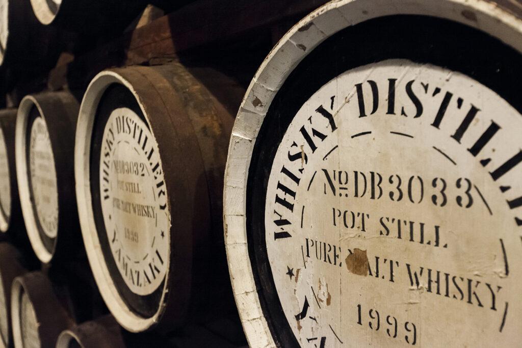 Japanese Whisky Mizunara Cask Investment from CaskX